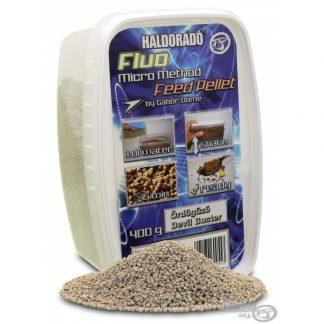 fluo micro method feed pellet
