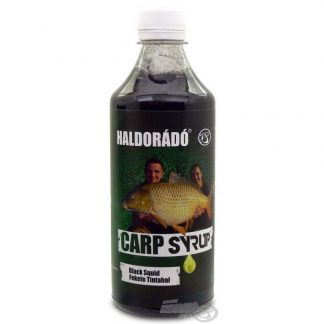 carp syrup black squid