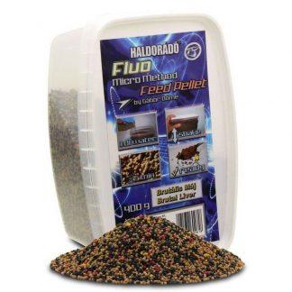haldorado micro method feed pellet brutal liver