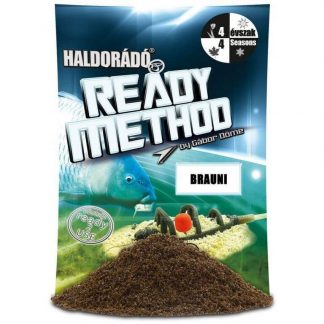 haldorado ready method