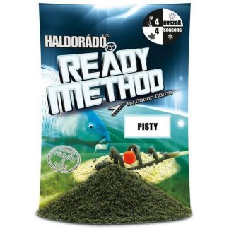 haldorado ready method pisty