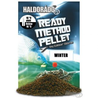 haldorado ready method pellet