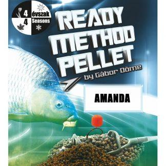 haldorado ready method pellet amanda