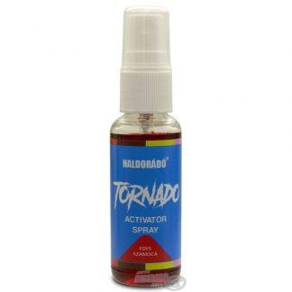 Tornado activator spray
